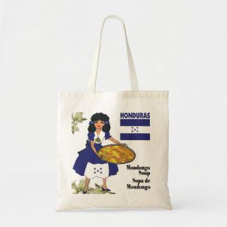 Bag w/illustration-Honduras-Mondongo Soup