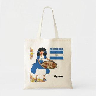 Bag w/illustration - Nicaragua - Vigoron