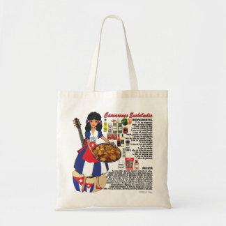 Bag w/recipe - Cuba - Camarones Enchilados