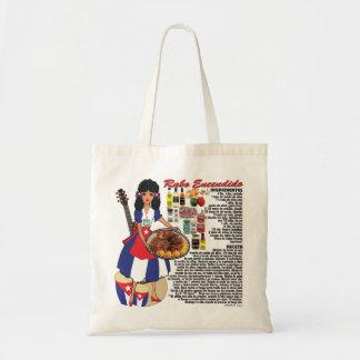 Bag w/recipe - Cuba - Rabo Encendido