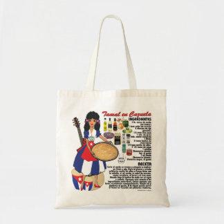Bag w/Recipe-Cuba-Tamal en Cazuela-Spanish
