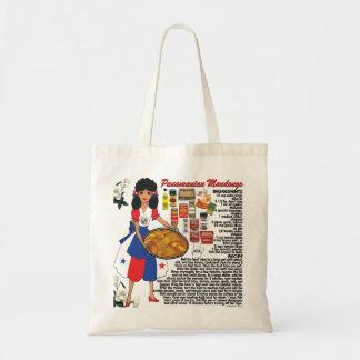 Bag w/recipe-Panama-Panamanian Mondongo-English