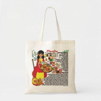 Bag w/recipe-Spain/Espana-Paella-Spanish