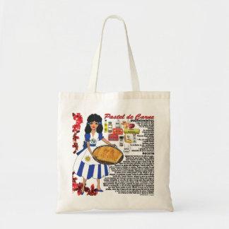 Bag w/recipe-Uruguay-Pastel de Carne Spanish