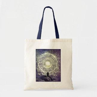 Bag: White Rose - Gustave Doré Budget Tote Bag
