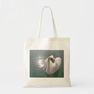 Bag white swan