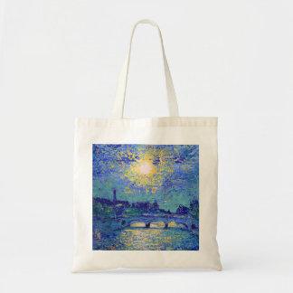 Bag with Denis Kuvaiev painting