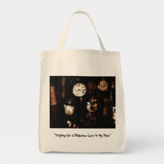 Bag with Diabetes Cure Prayer