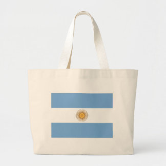 Bag with Flag of Argentina