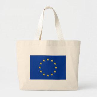 Bag with Flag of European Union