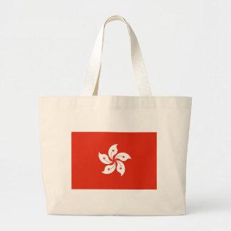 Bag with Flag of Hong Kong, China