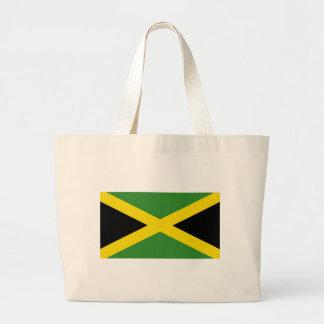 Bag with Flag of Jamaica