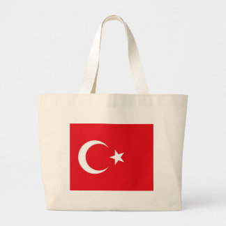 Bag with Flag of Turkey