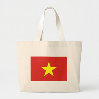Bag with Flag of Vietnam