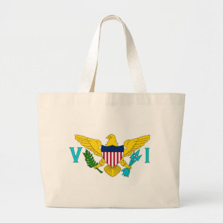 Bag with Flag of  Virgin Islands- USA