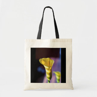 Bag - Yellow Calla Lilly