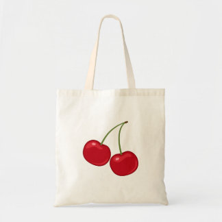 Bag: Yummy cherries Tote Bag