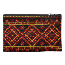 Bag Zippered Custom Ukrainian Embroidery