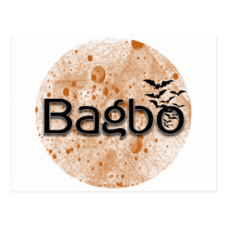 bagbo new brand in the Market Postcard