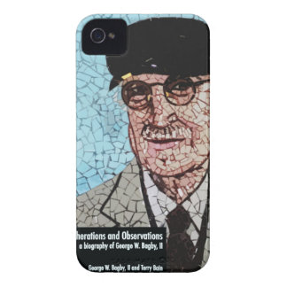 Bagby: Botherations and Observations iPhone 4 Case