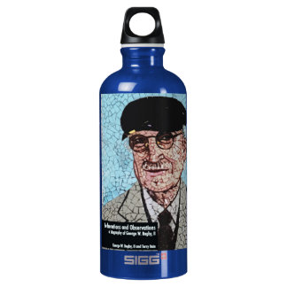 Bagby: Botherations and Observations SIGG Traveler 0.6L Water Bottle