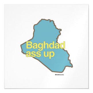 BAGDAD PARA ARRIBA