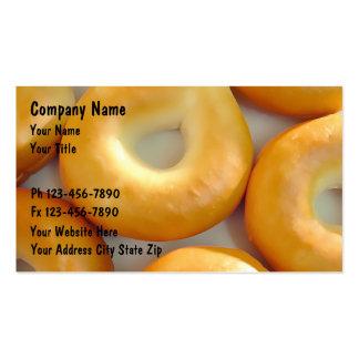 Bagel Business Cards