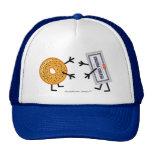 Bagel & Cream Cheese - Funny Foodie Friends Trucker Hat