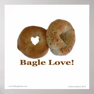 Bagel Love! Poster