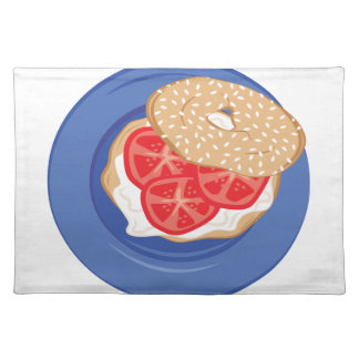 Bagel Meal Cloth Placemat