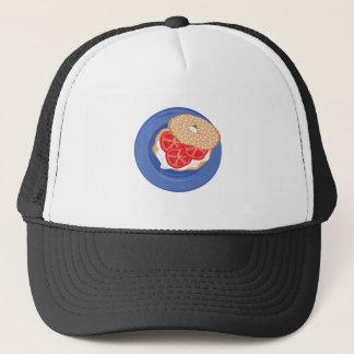 Bagel Meal Trucker Hat