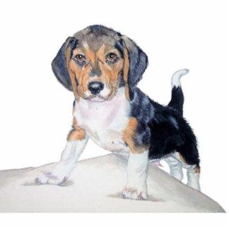 Bagel the Beagle Sculpture