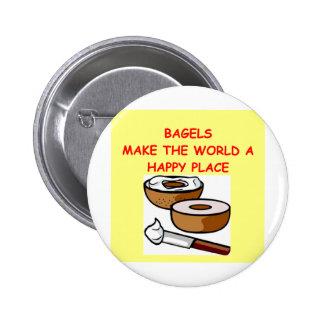 bagels button