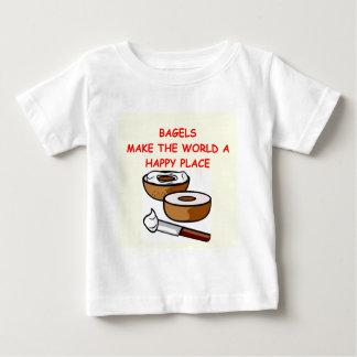 bagels infant t-shirt