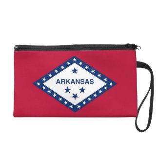 Bagettes Bag with Flag of Arkansas, U.S.A.