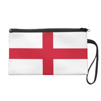 Bagettes Bag with Flag of England
