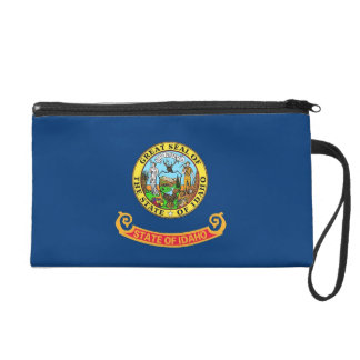 Bagettes Bag with Flag of Idaho, U.S.A.