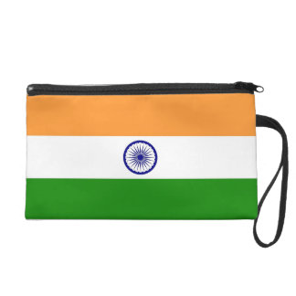 Bagettes Bag with Flag of India