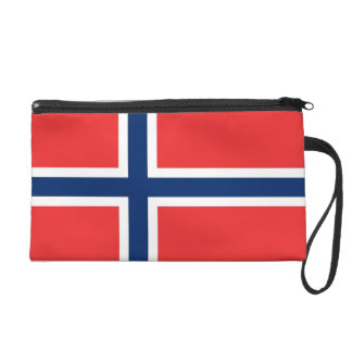 Bagettes Bag with Flag of Norway
