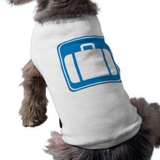 Baggage Check / Claim Highway Sign Pet Clothing