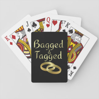 Bagged and Tagged Playing Card Deck