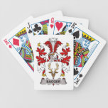 Bagger Family Crest Card Deck