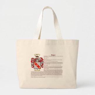 Bagger (significado) bolsas de mano