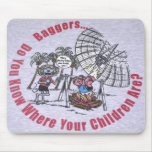 BAGGERS MOUSE PAD