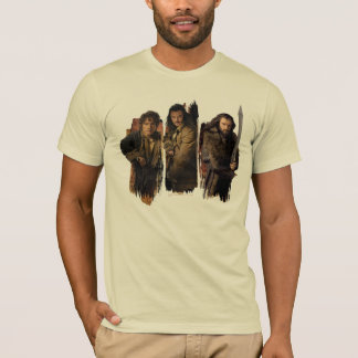 BAGGINS™, Bard, and Thorin Graphic T-Shirt