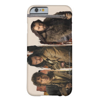 BAGGINS™, BARD THE BOWMAN™, & THORIN OAKENSHIELD™ BARELY THERE iPhone 6 CASE