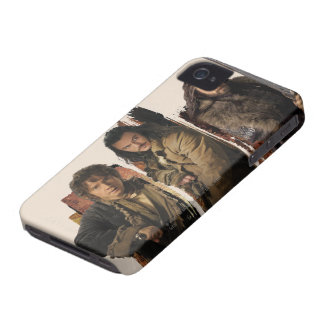 BAGGINS™, BARD THE BOWMAN™, & THORIN OAKENSHIELD™ iPhone 4 COVER