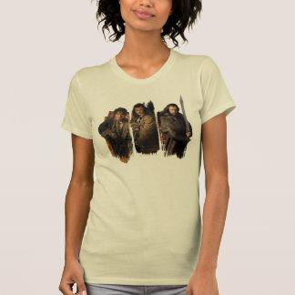 BAGGINS™, bardo, y gráfico de Thorin Tee Shirts