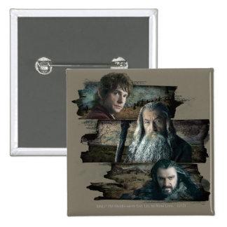 BAGGINS™, Gandalf, THORIN OAKENSHIELD™ Pins