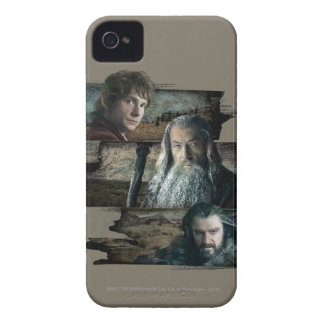 BAGGINS™, Gandalf, THORIN OAKENSHIELD™ Case-Mate iPhone 4 Case